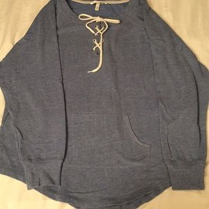 Light blue sweater, never really used